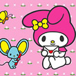 My Melody GB Pics