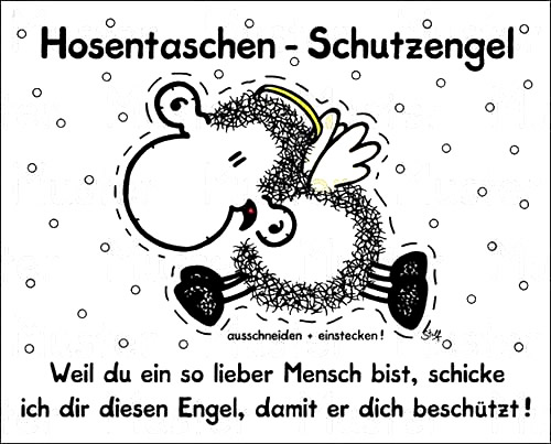 Hosentaschen - Schutzengel...