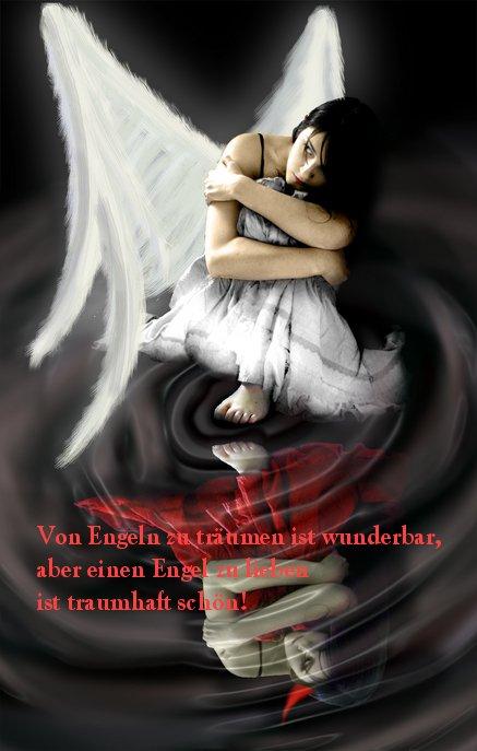 Von Engel zu träumen ist...