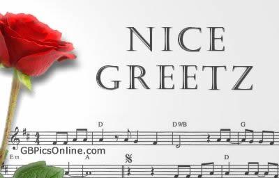 Nice Greetz bild 7