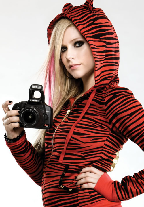 Avril Lavigne GB Pic : 2
