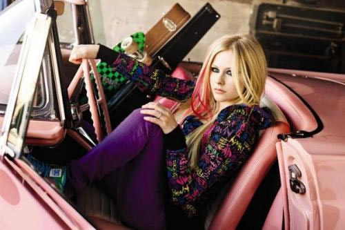 Avril Lavigne GB Pic : 7
