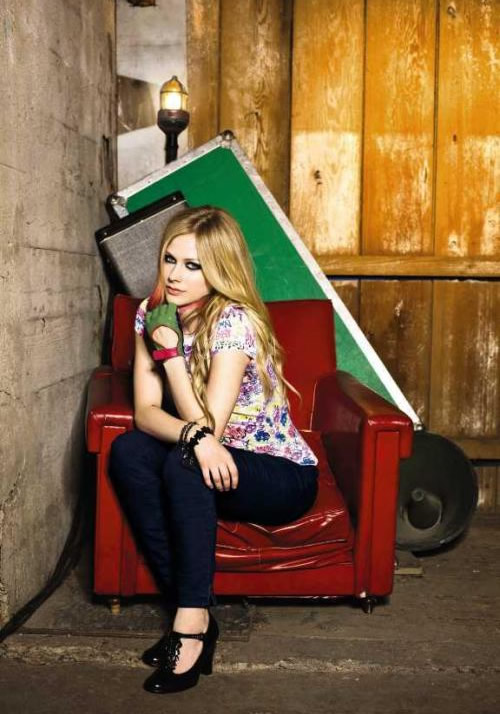 Avril Lavigne GB Pic : 8