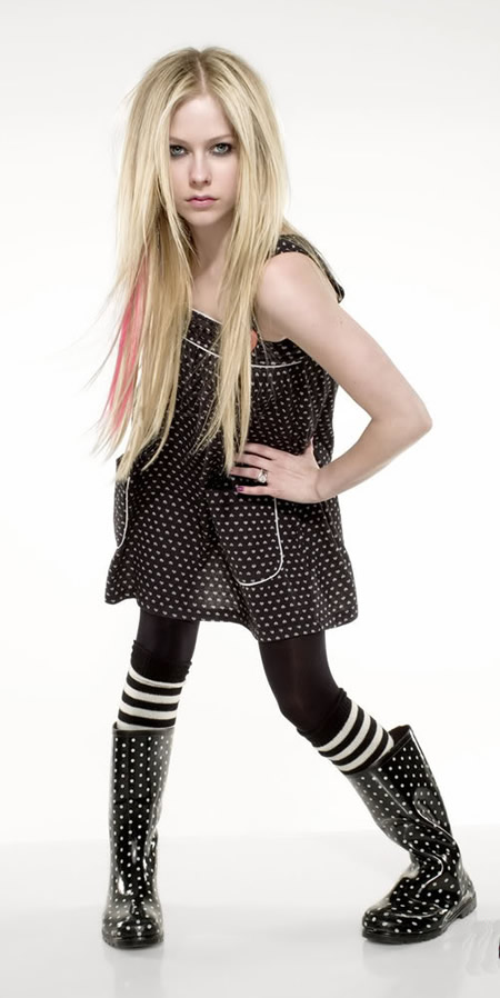 Avril Lavigne GB Pic : 6