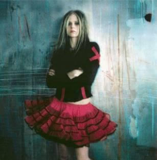 Avril Lavigne GB Pic : 3
