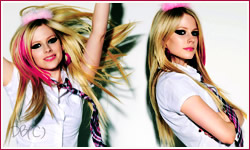 Avril Lavigne GB Pic : 5