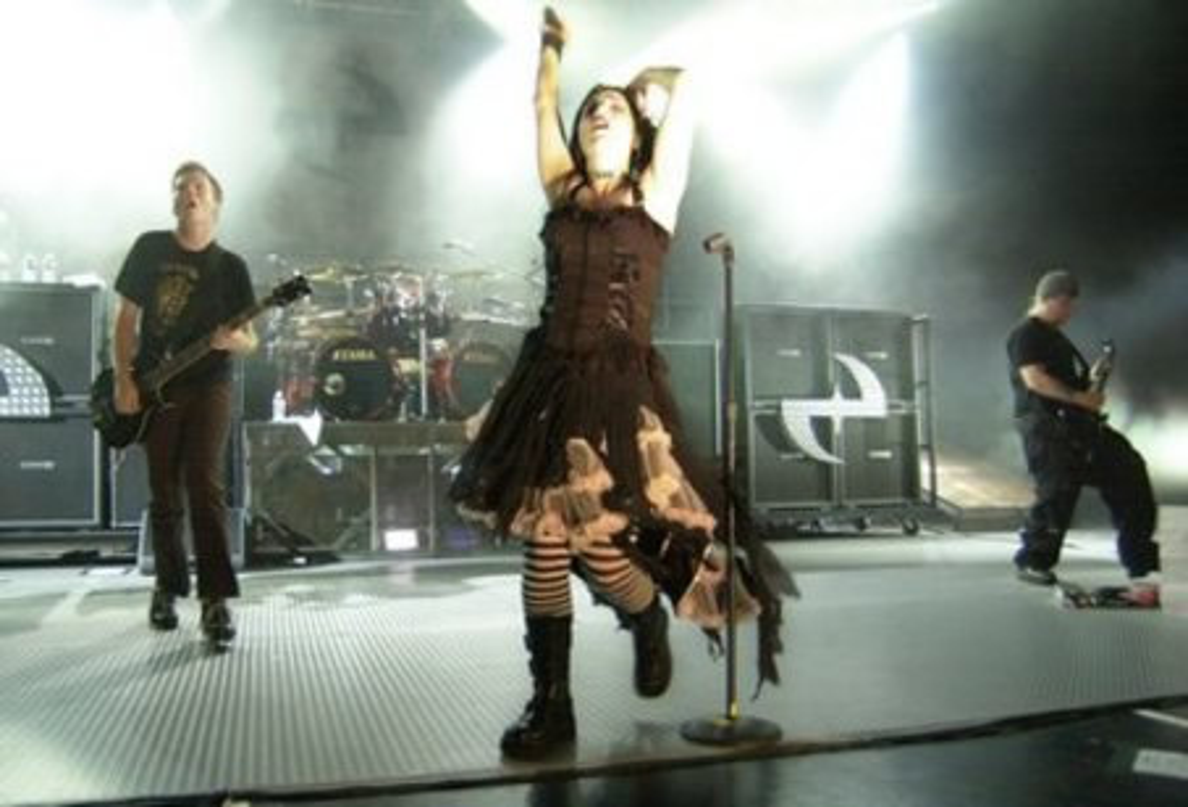Evanescence bild #16398