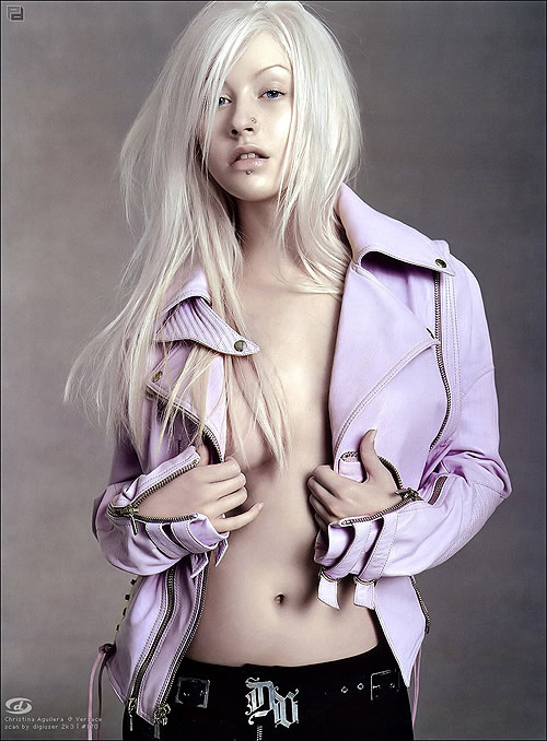 Christina Aguilera GB Pic :