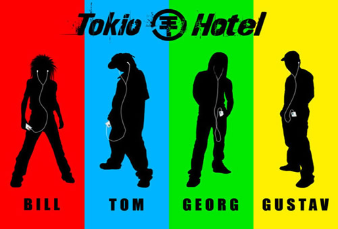 Tokio Hotel 3