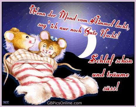 Gute Nacht bild 6
