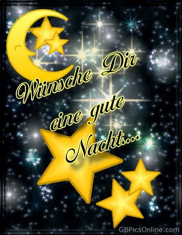 Gute Nacht bild