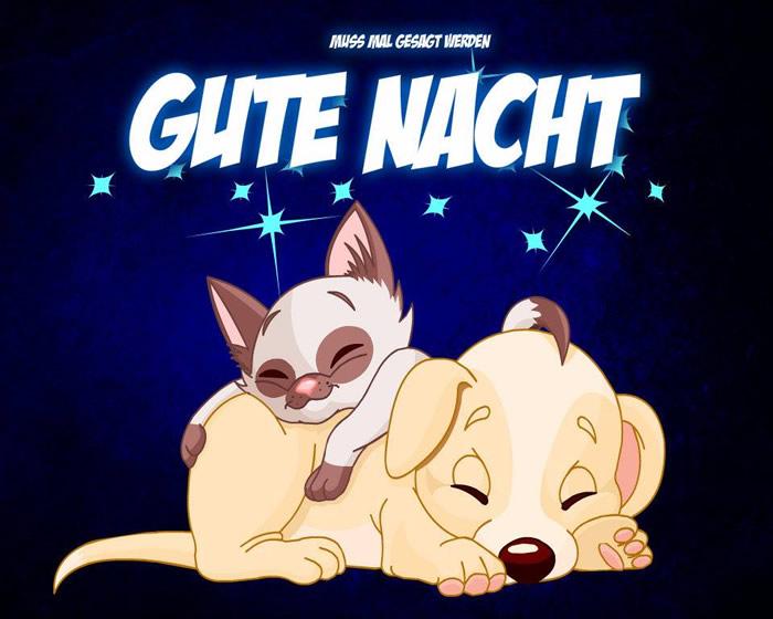 Gute Nacht bild 7