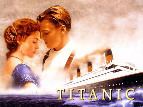 Titanic bild 2