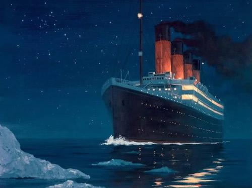 Titanic bild 4