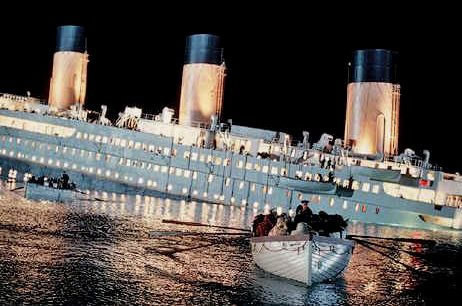 Titanic bild 13