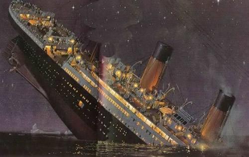 Titanic bild 1