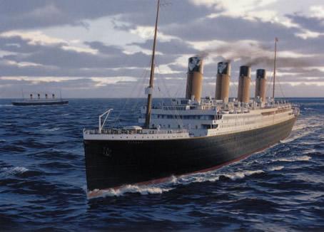 Titanic bild 12