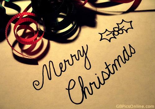 Merry Christmas bild 1