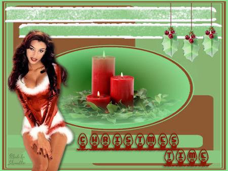 Sexy Weihnachten bild 10