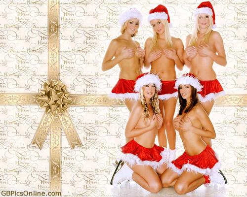 Sexy Weihnachten bild #17535
