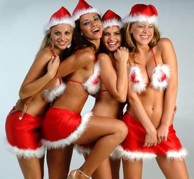 Sexy Weihnachten bild 2