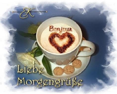 Liebe Morgengrüße