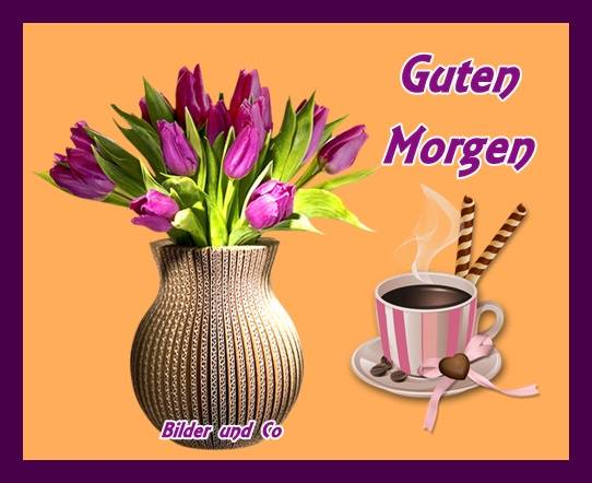 Guten Morgen... Good Morning