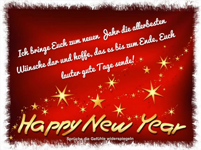 Happy New Year bild 3