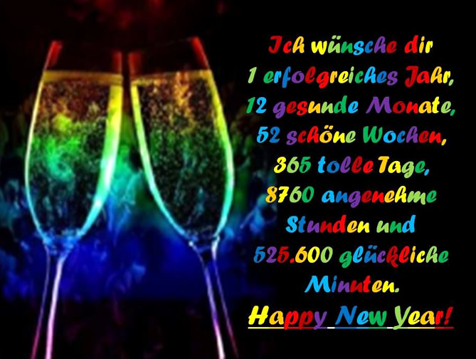 Happy New Year bild #25160