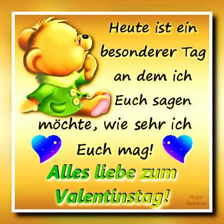 Facebook GB Valentinstag