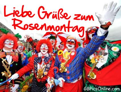 Rosenmontag Bayern Feiertag