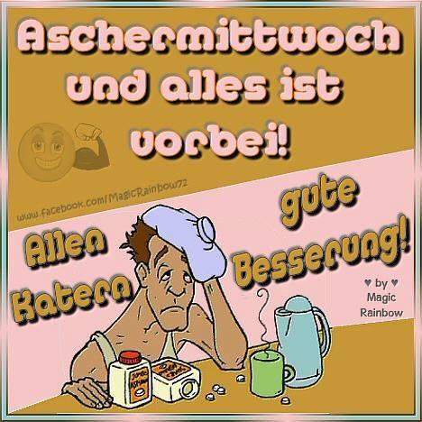 Aschermittwoch bild 1