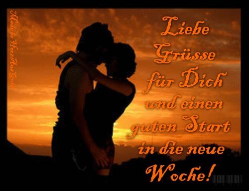Liebe Grüsse für Dich und einen guten Start in die neue Woche!