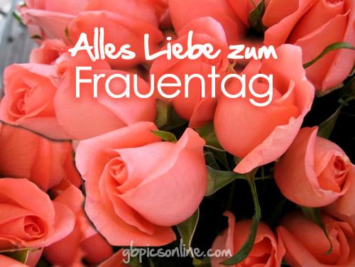 Alles Liebe zum Frauentag