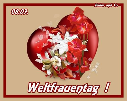 08.03 - Weltfrauentag!