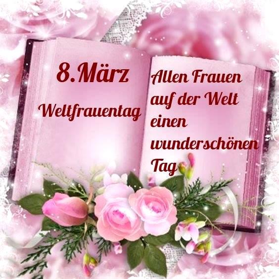8. März - Weltfrauentag...