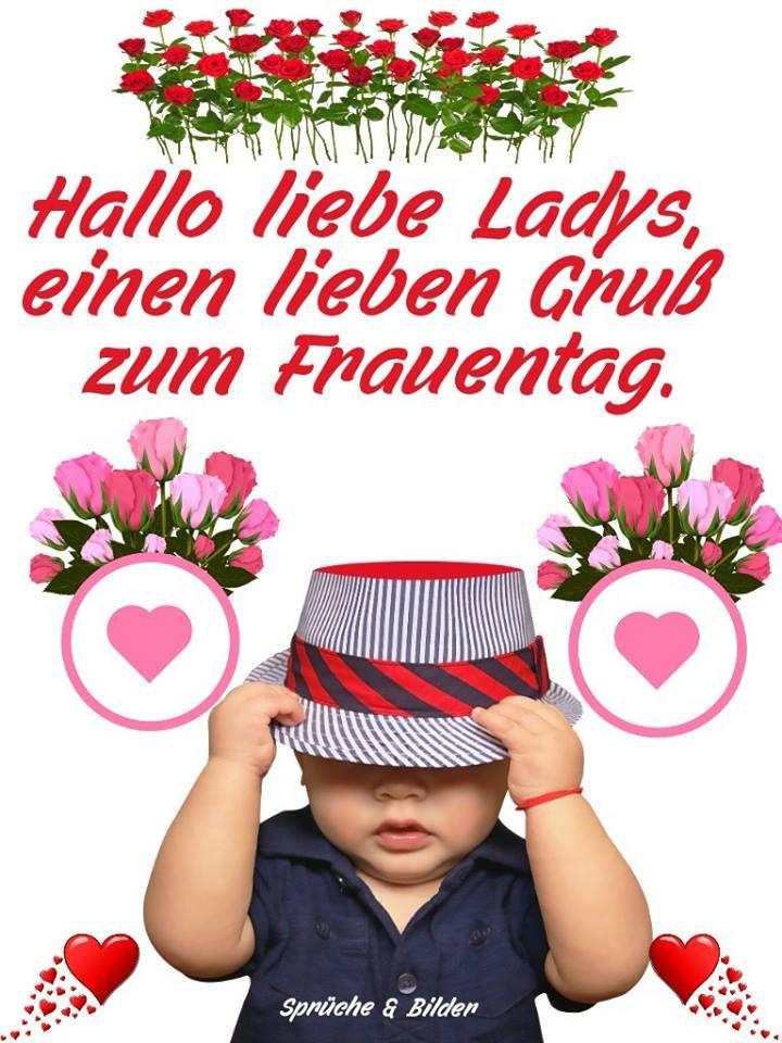 Hallo liebe Ladys, einen...