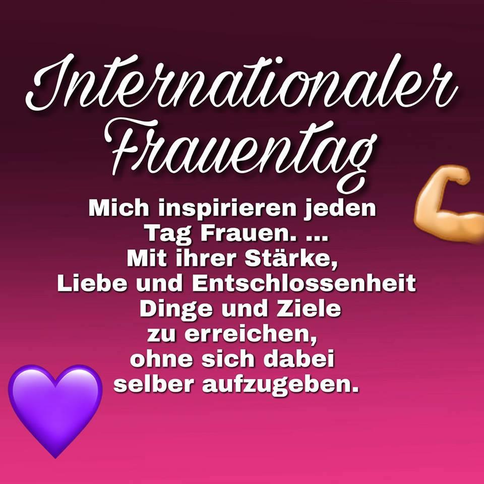 Internationaler Frauentag...