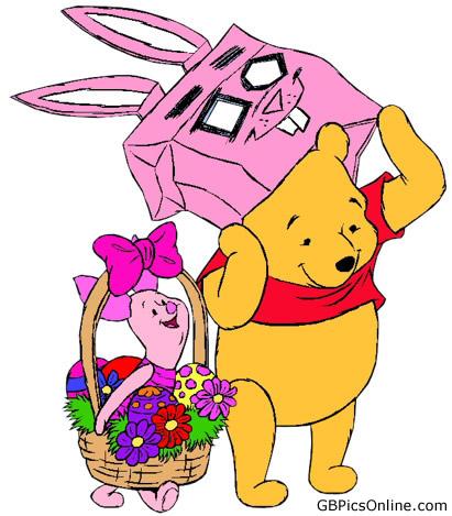 Pu der Bär mit Ostern bild 7