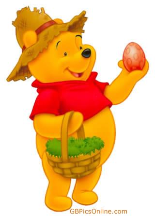 Pu der Bär mit Ostern bild #18715