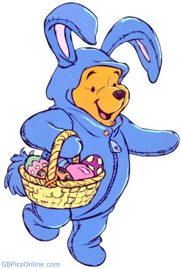 Pu der Bär mit Ostern bild #18717