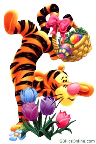 Pu der Bär mit Ostern bild 3