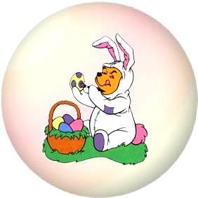 Pu der Bär mit Ostern bild 12