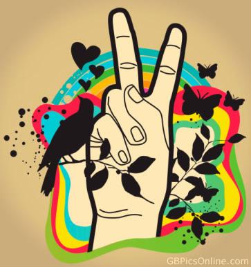 Peace bild 1