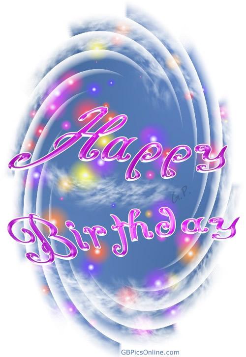 Happy Birthday bild 5
