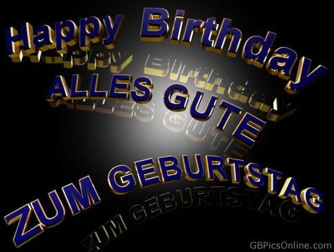 Happy Birthday bild 6