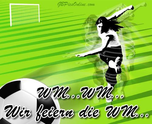 WM... WM... Wir feiern die WM