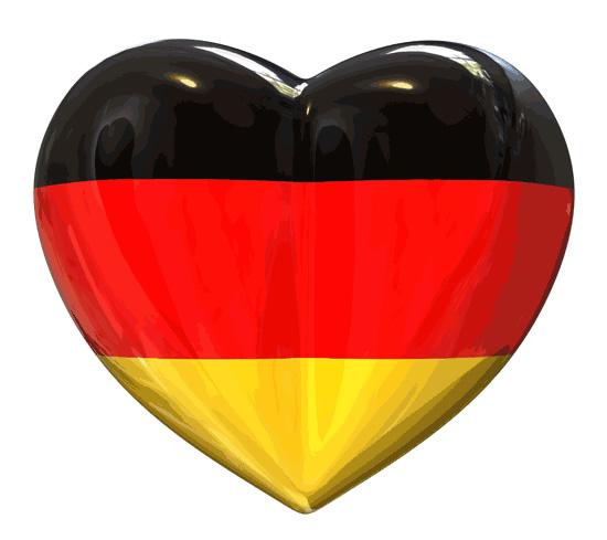 Ein deutsches Herz