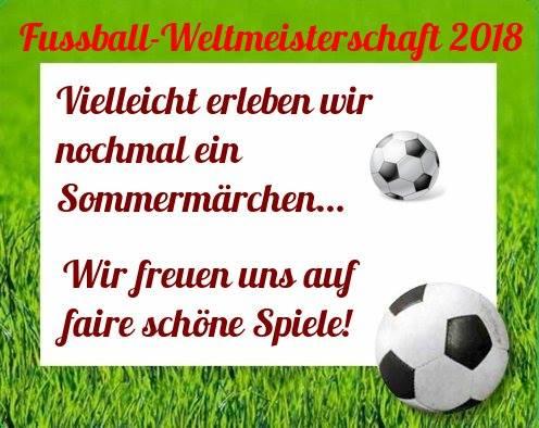 Fußball-Weltmeisterschaft...