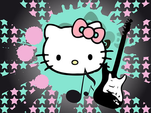 Hello Kitty bild 5